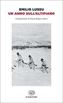 Libro Un anno sull'Altipiano