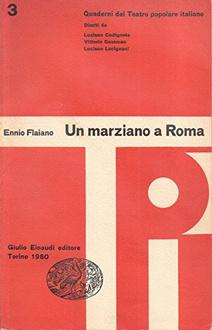 Libro Un marziano a Roma