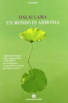 Libro Un mondo in armonia