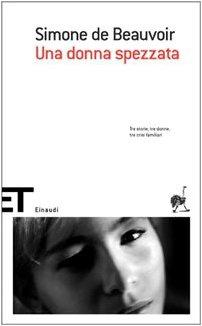 Libro Una donna spezzata