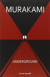 Libro Underground. Racconto a più voci dell'attentato alla metropolitana di Tokyo