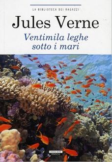 Libro Ventimila leghe sotto i mari