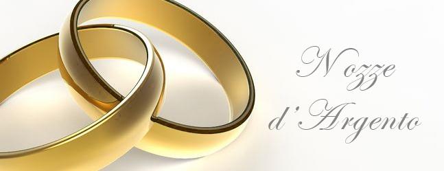 Frasi D Auguri 25 Anniversario Di Matrimonio.Frasi Di Auguri Per Le Nozze D Argento Frasi Celebri It