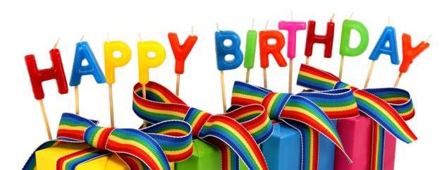 Auguri di buon compleanno frasi celebri it for Ad ogni buon conto sinonimo