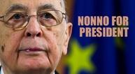 Quel nonno di Napolitano
