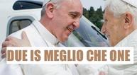 Chi dei due è il papa?