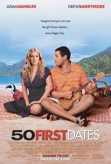 Film 50 volte il primo bacio