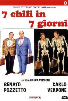 Film 7 chili in 7 giorni
