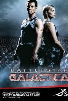 Frasi di Battlestar Galactica