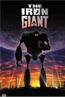 Film Il gigante di ferro