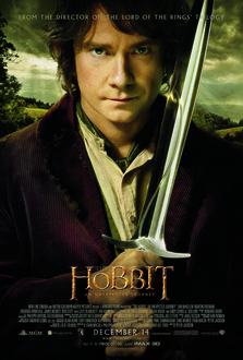 Film Lo Hobbit - Un viaggio inaspettato