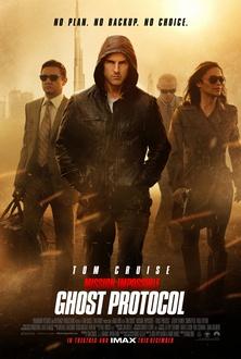 Film Mission: Impossible - Protocollo fantasma