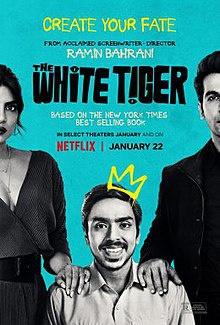 Film La tigre bianca