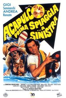 Film Acapulco, prima spiaggia... a sinistra
