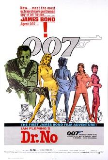 Film Agente 007 - Licenza di uccidere