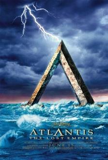 Cartone Atlantis: L'impero perduto