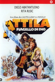 Film Attila flagello di Dio