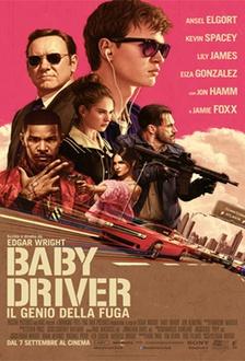 Film Baby Driver - Il genio della fuga