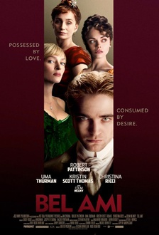 Film Bel Ami - Storia di un seduttore
