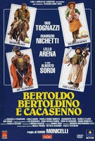 Frasi di Bertoldo, Bertoldino e... Cacasenno