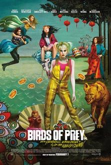 Film Birds of Prey e la fantasmagorica rinascita di Harley Quinn