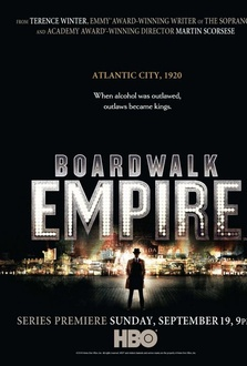 Serie TV Boardwalk Empire - L'impero del crimine