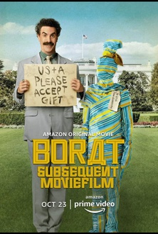 Frasi di Borat - Seguito di film cinema