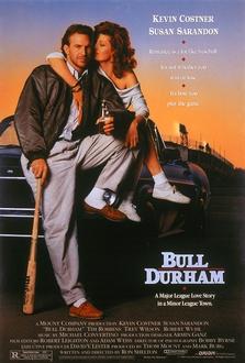 Film Bull Durham - un gioco a tre mani