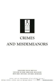 Film Crimini e misfatti