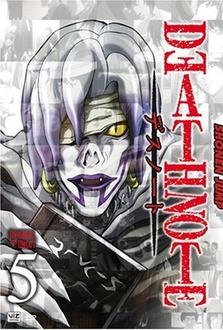 Cartone Death Note