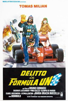 Film Delitto in formula Uno
