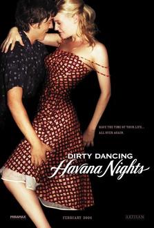 Dirty Dancing Havana Nights Javier