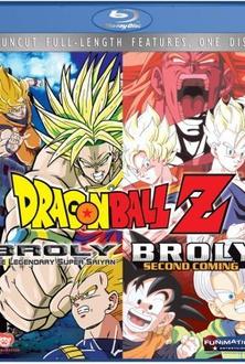 Cartone Dragon Ball Z: Il Super Saiyan della leggenda