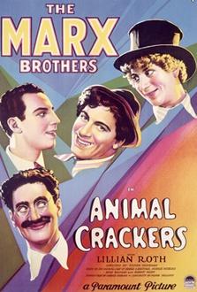 Frasi di Animal Crackers