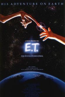 Film E.T. - L'extra-terrestre