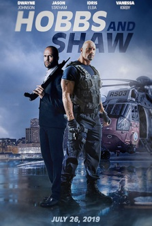 Film Fast & Furious - Hobbs & Shaw