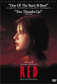 Film Tre colori - Film rosso