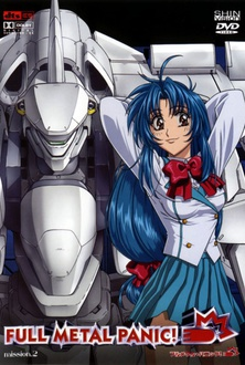 Cartone Full Metal Panic!