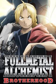 Film Fullmetal Alchemist : Brotherhood