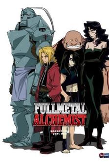 Cartone Fullmetal Alchemist