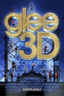 Film Glee: The 3D Concert Movie