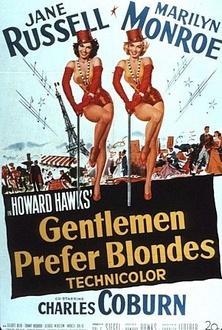 Film Gli uomini preferiscono le bionde