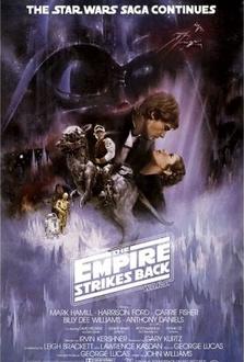 Film Guerre Stellari - L'impero colpisce ancora