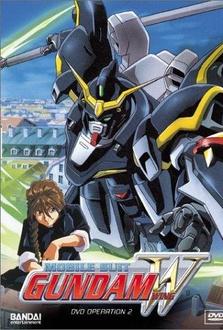 Cartone Gundam Wing