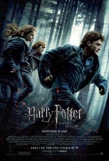 Frasi di Harry Potter e i Doni della Morte - Parte 1
