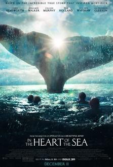 Film Heart of the Sea - Le origini di Moby Dick