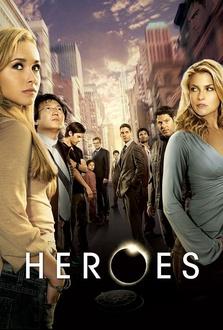 Serie TV Heroes