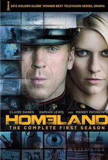 Serie TV Homeland: Caccia alla spia