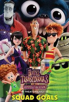 Film Hotel Transylvania 3 - Una vacanza mostruosa