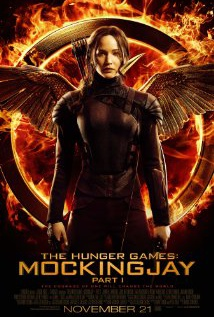 Film Hunger Games - Il canto della rivolta - parte 1